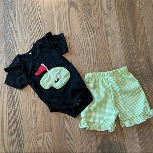 Baby's First Golf Outfit